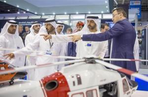Accords on Dubai Airshow Reach US$193.9 bln