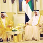Arab Leaders Congratulate President & PM