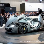 Dubai International Motor Show Ends