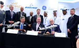 Etihad Orders 200 Aircrafts worth $52 bln