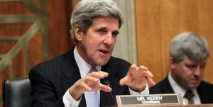 Kerry to Hold Trilateral Meeting with Iran FM, Ashton