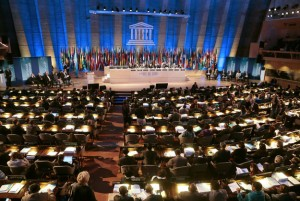 Sheikh Khalifa Hails Unesco's Role in World Peace