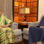 Sheikh Mohammed Receives President of Liberia