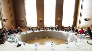 Syria Peace Conference in January