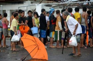 UAE Food Aid Reaches Philippines