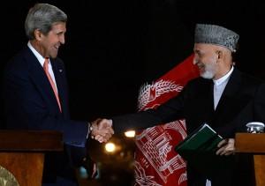 US-Afghanistan Agree on Post-2014 Troop Deal