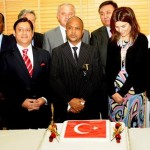 Farewell to Consul General of Turkey in Dubai