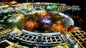 Global Village Brings Best from World Over