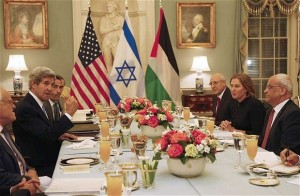 Israel-Palestine Closest to Peace: Kerry
