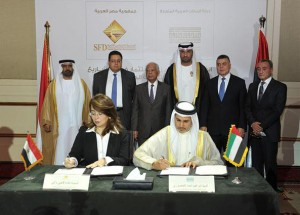 Khalifa Fund Signs Deal to boost Business in Egypt