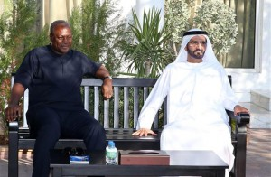 PM Receives President of Ghana
