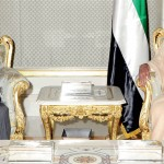 President Receives Iranian FM