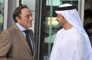 Sheikh Abdullah Meets Portuguese Deputy PM