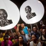 South Africans Pray for Mandela