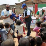 UAE Campaign, Aid pours in for Syrians