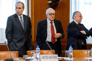 UN, US, Russia Firming up Syria Peace Conference