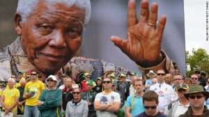 World Mourns as Nelson Mandela Dies