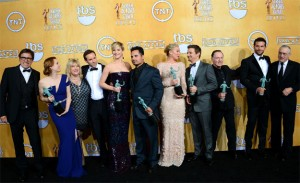 American Hustle wins top SAG Award
