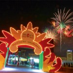 Dubai Shopping Festival Begins with a Bang