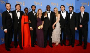 Golden Globes draw biggest US Audience