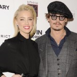 Johnny Depp engaged to Amber