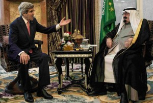 Kerry ends Mideast Trip
