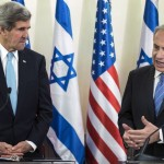 Kerry in Israel to push New Mideast Peace