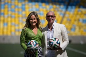 Lo & Pitbull to sing official World Cup Anthem