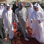President of Senegal visits Jebel Ali Port