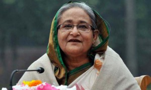 Sheikh Hasina sworn in as Bangladesh PM
