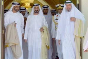 Sheikh Khalifa unique World Leader: Sheikh Mohammed
