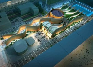UAE Unveils Blueprint of Expo 2015 Pavilion