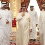 PM Receives King of Bahrain