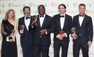 12 Years a Slave bags Bafta best film Awards