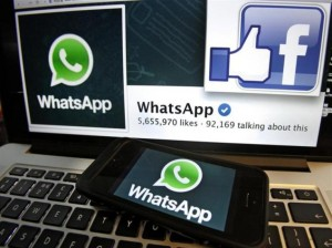 Facebook mega-deal for WhatsApp