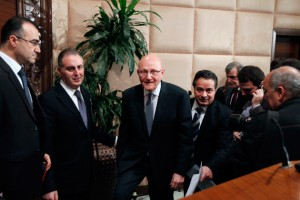 Lebanon forms govt after 10-month Deadlock