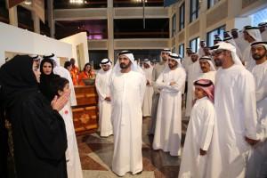 PM visits Qasr Al Hosn Festival