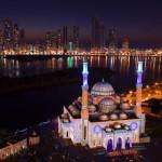 Sharjah Light Festival kicks off