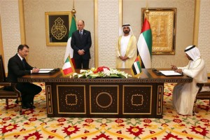 UAE-Italy Economic ties to reach new Heights