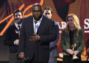 12 Years a Slave rolls at Spirit Awards
