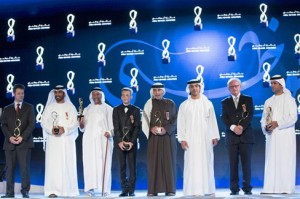 Abu Dhabi Awards honors Remarkable Individuals