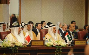 Al Mansouri attends Arab League Meeting