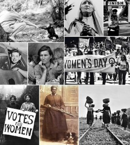 Int'l Women Day being Celebrated today