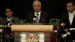 MH370 crashed in Indian Ocean: Malaysian PM