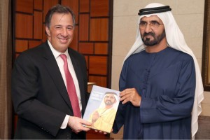 PM receives Mexican Foreign Secretary
