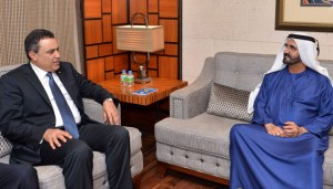 PM receives Tunisian Counterpart