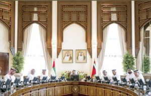 President reshuffles Abu Dhabi Executive Council