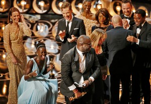 Slave & Gravity share Oscar Awards glory