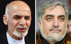 Afghan election run-off between Abdullah & Ghani