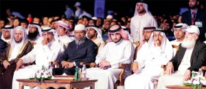Dubai International Peace Convention ends
